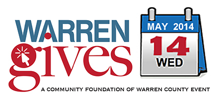 Warren Gives Logo