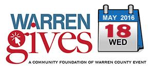 Warren Gives Logo