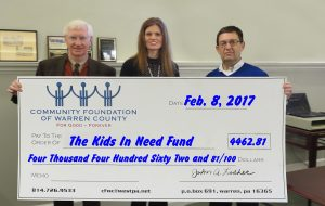 Kids In Need Fund