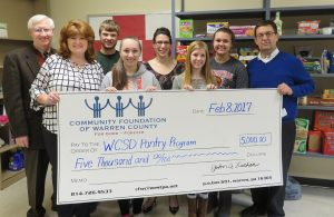 Warren County School District Food Pantry Program