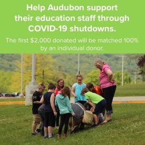 Audubon Community Nature Center-Warren County School Programs